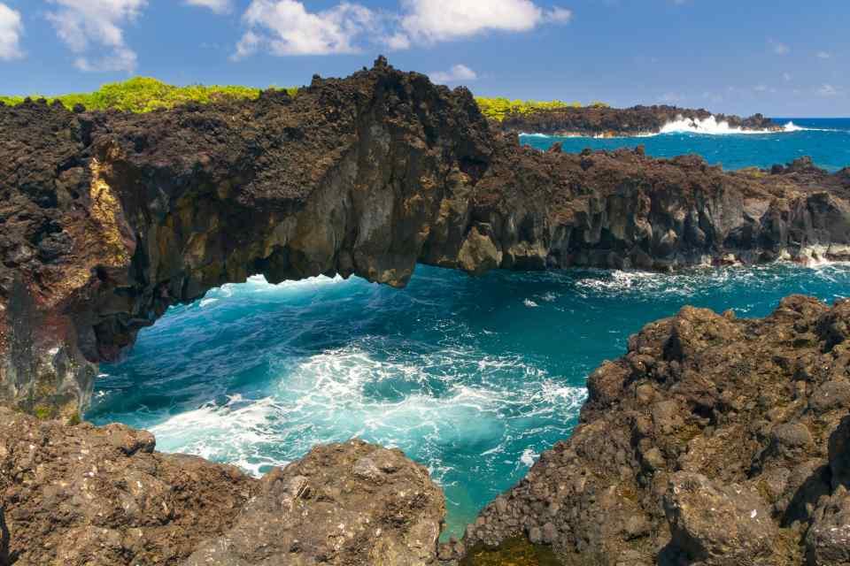 Maui Ocean View Road to Hana
