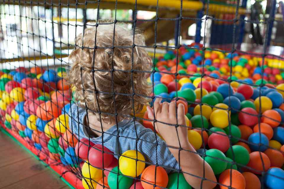 Resort De Achterhoek Indoor playground
