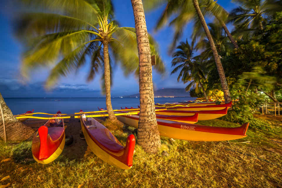Maui Kihei Canoe Club