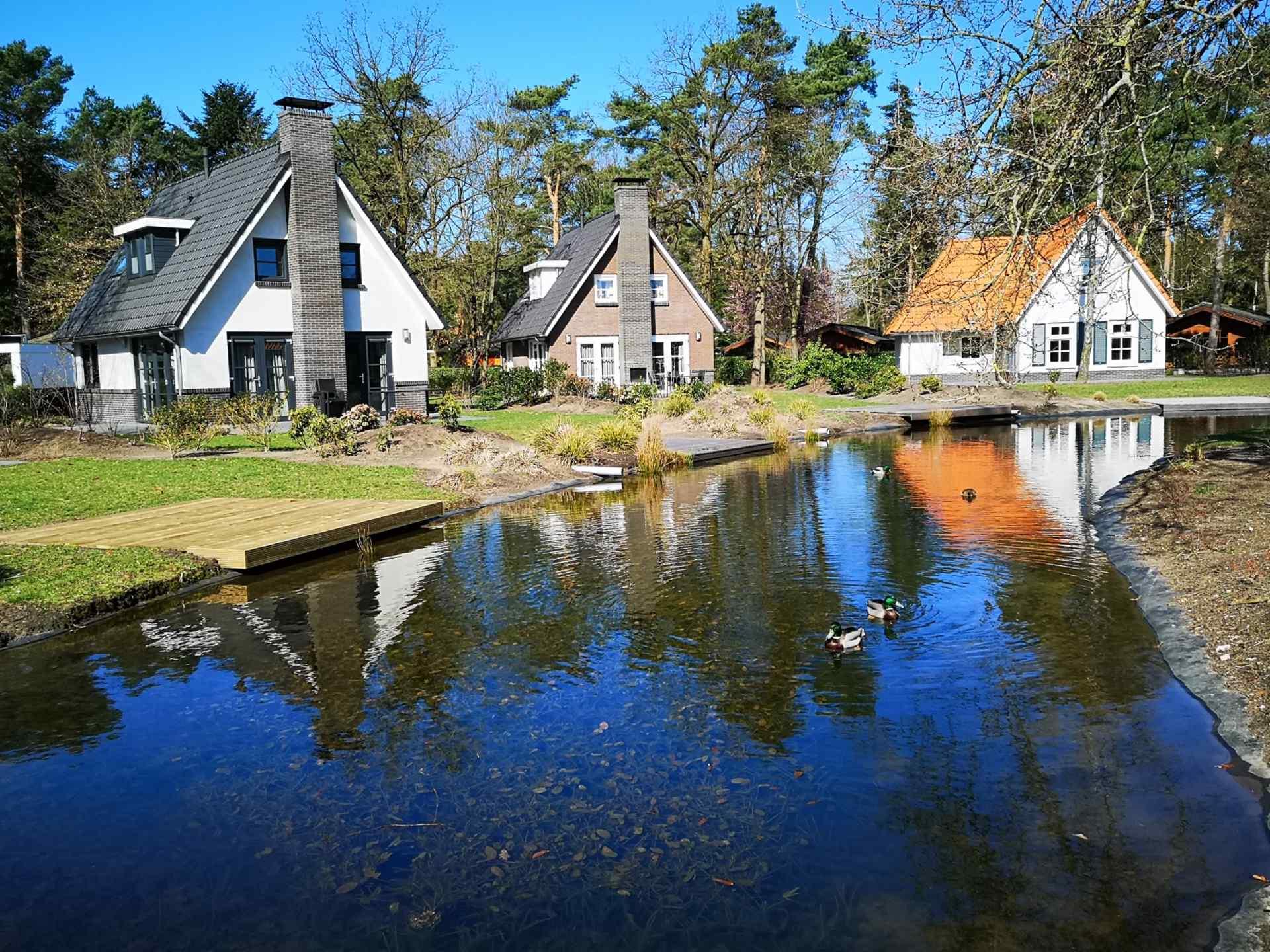 Villa's at the water