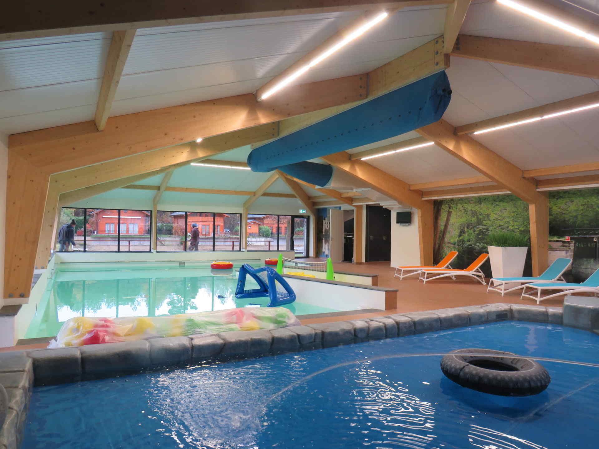 Resort De Achterhoek Hallenbad