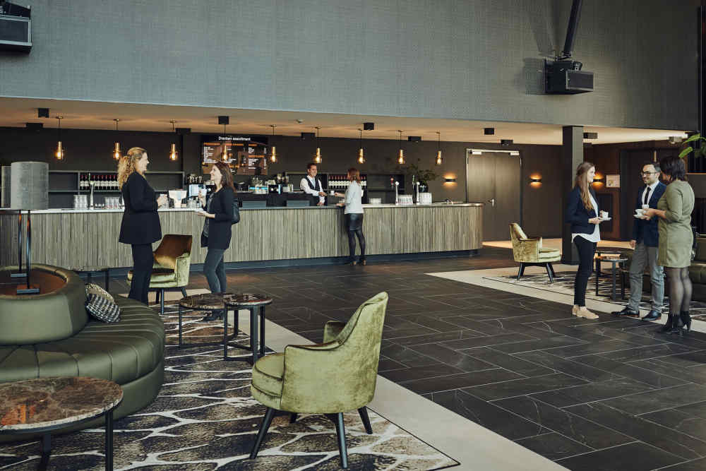 Evenementenhal Texel, foyer