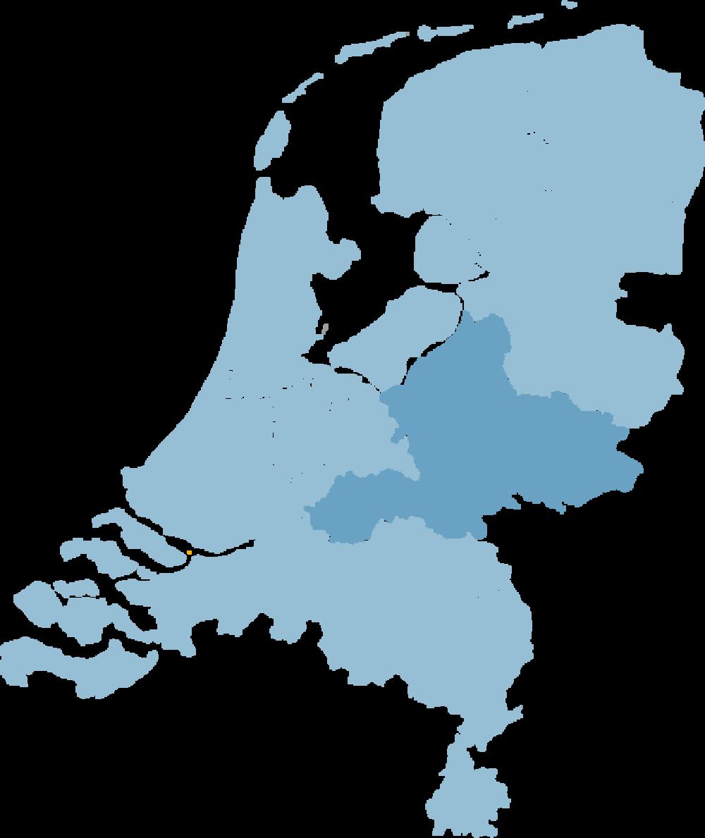 map-gelderland