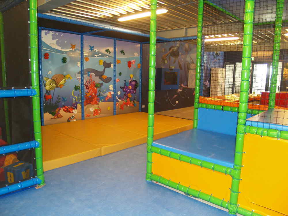 Indoor play paradise