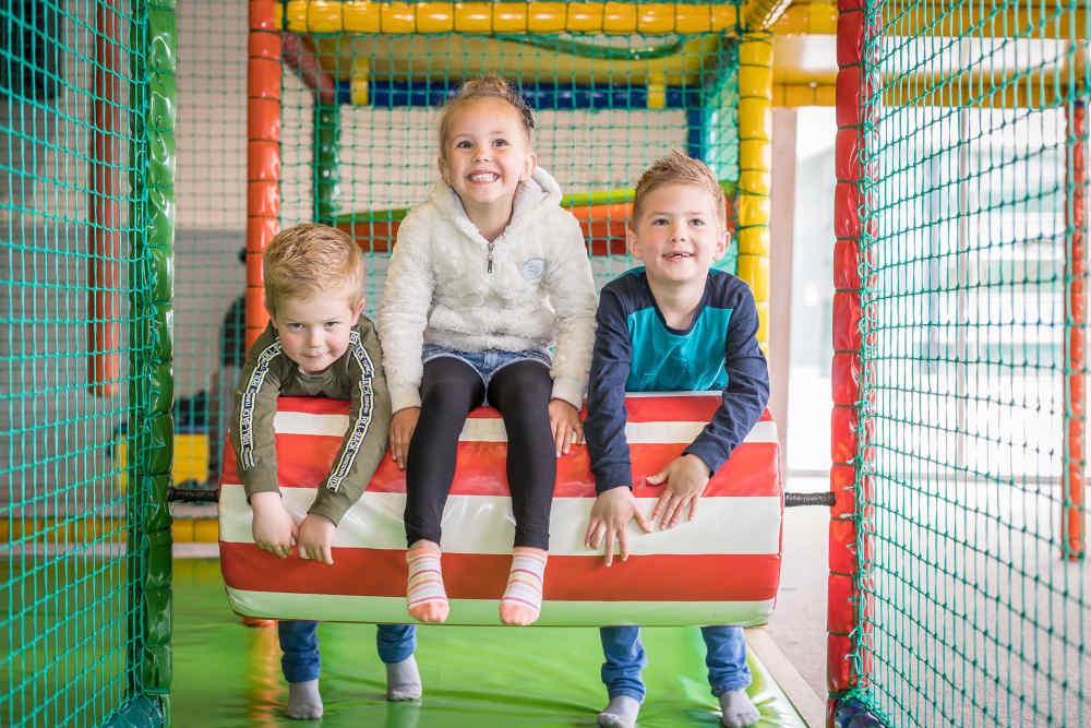 Camping Kogerstrand, indoor speelparadijs
