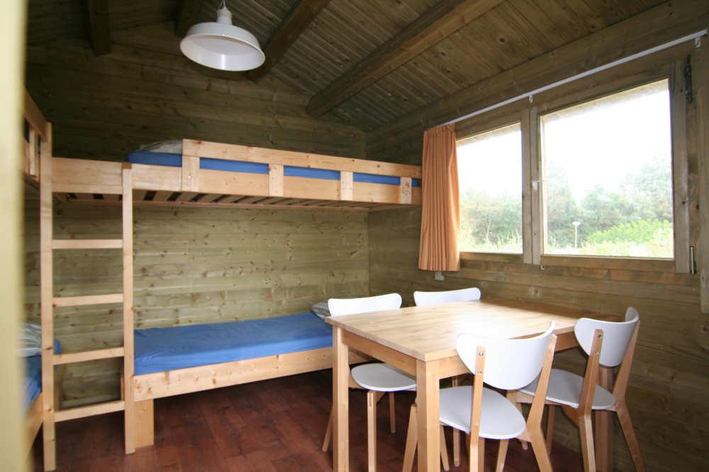 Ferienpark De Krim, Wanderhütte