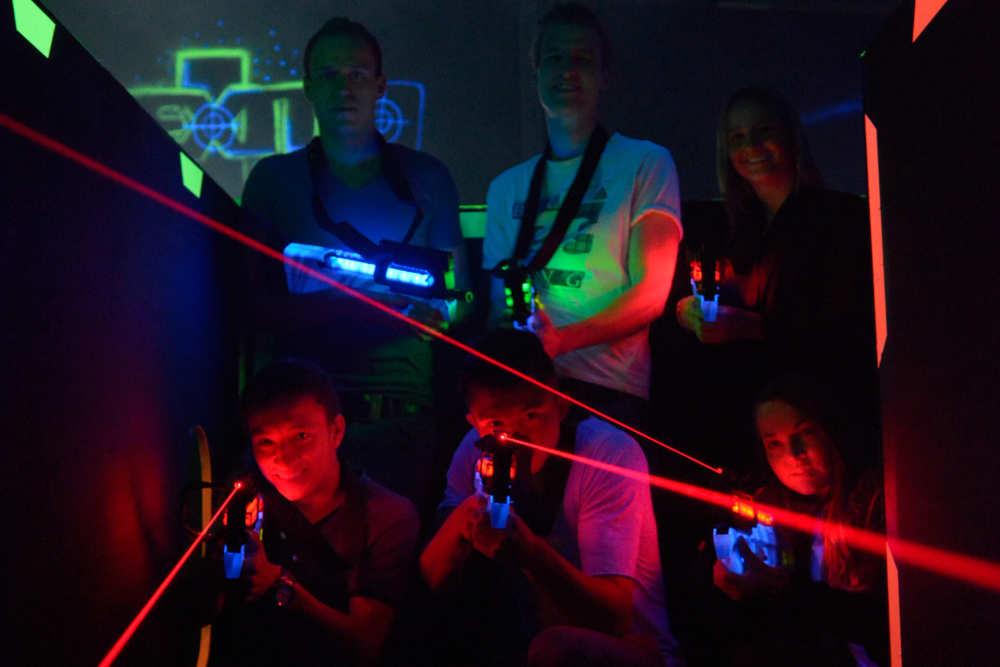 Holiday Park De Krim, lasergame