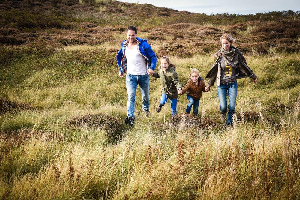 Fotoalbum Oktober auf Texel