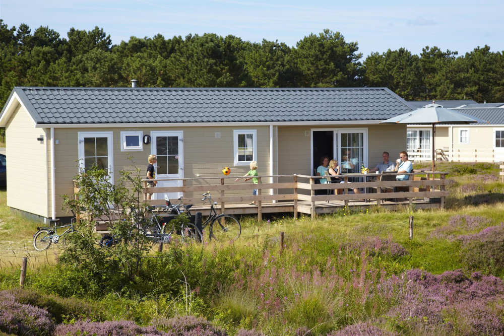 Chalet Typ De Hors auf Camping Loodsmansduin
