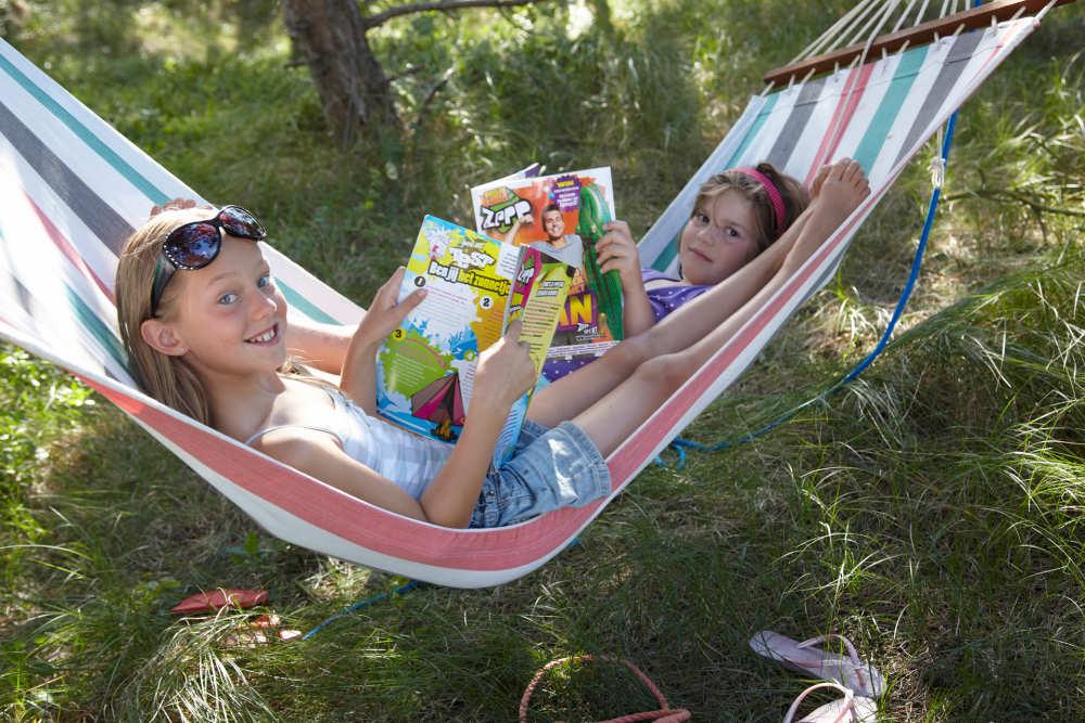 Entspannen auf Camping Loodsmansduin