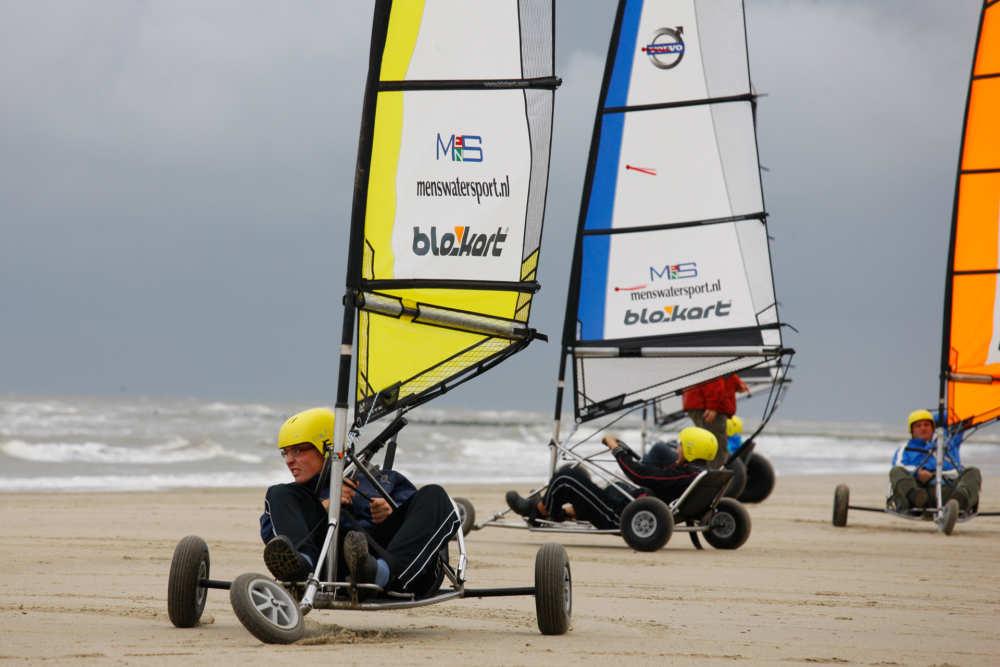 Fotoalbum Beach Camps Texel