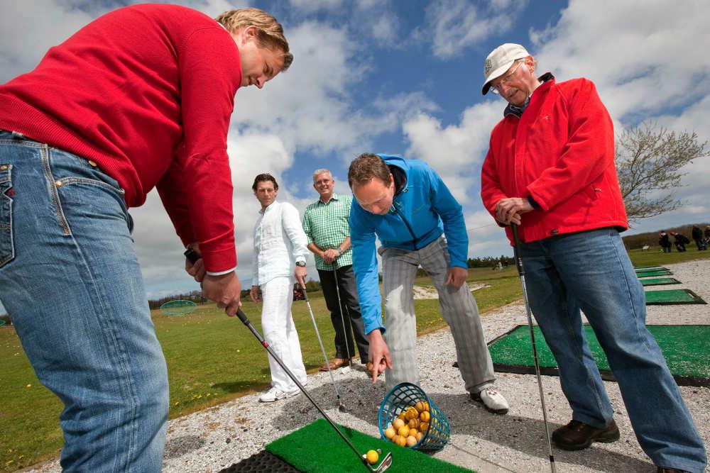Golfbaan De Texelse, golfclinic