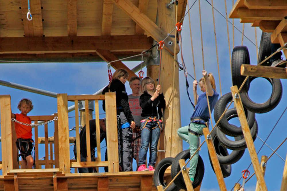 Holiday Park De Krim, climbingpark