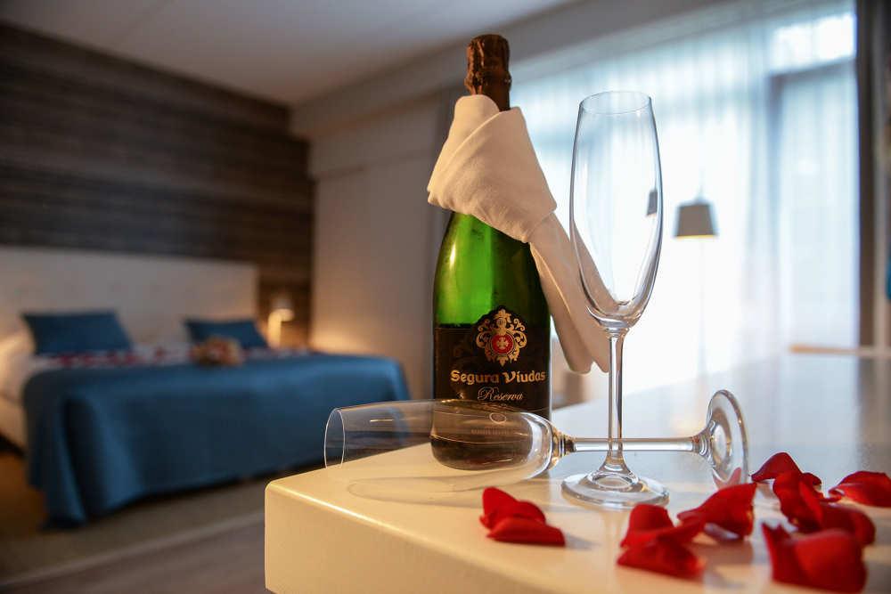 Hotel Molenbos, Zimmer mit Douche/Toilet