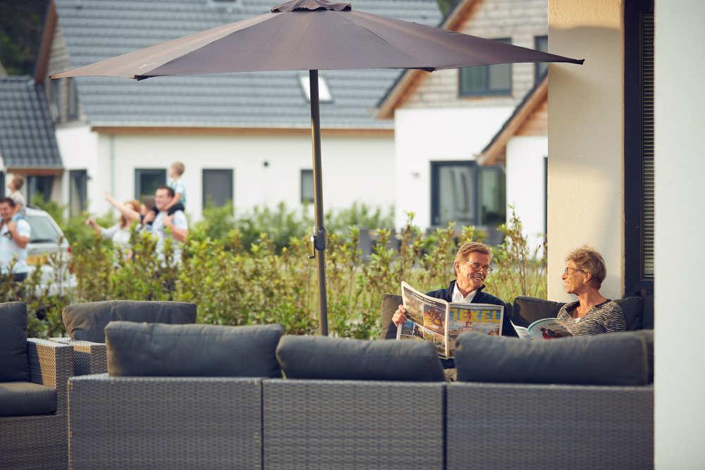 Bungalowpark 't Hoogelandt, Luxus Villa