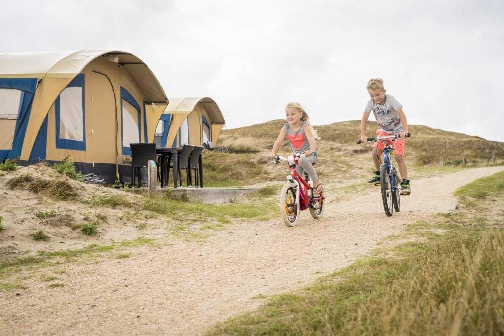 Camping Kogerstrand, Radfahren