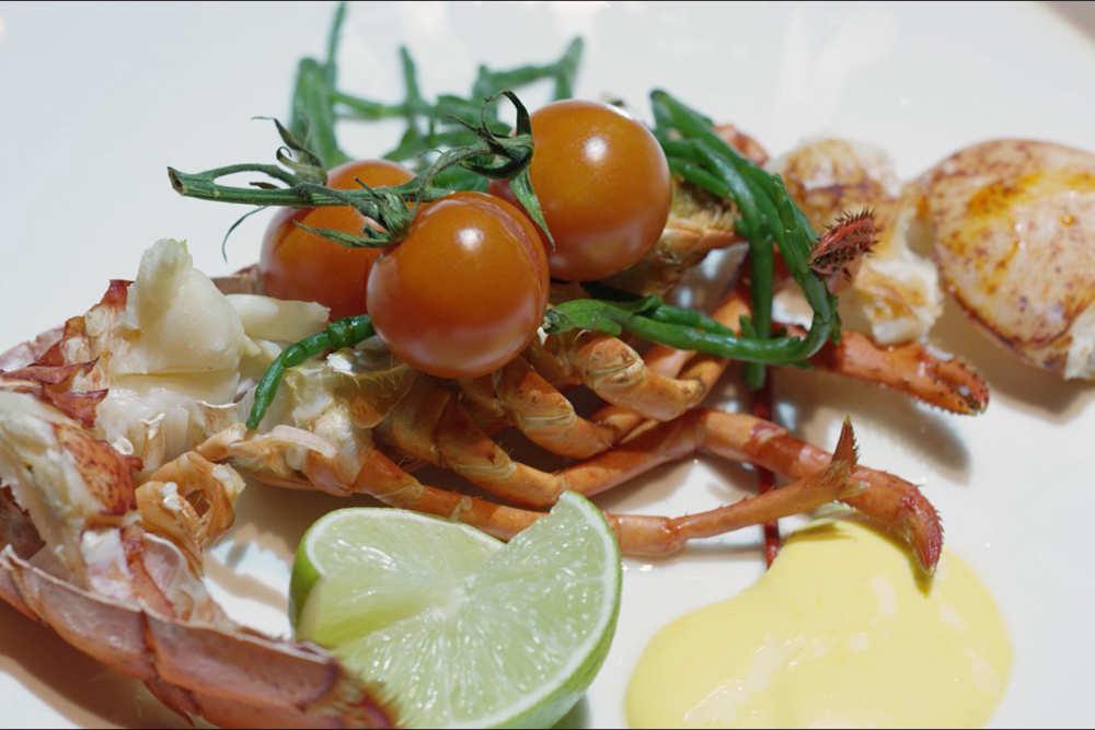 Fotoalbum Le Petit Chef im Restaurant 't Paviljoen