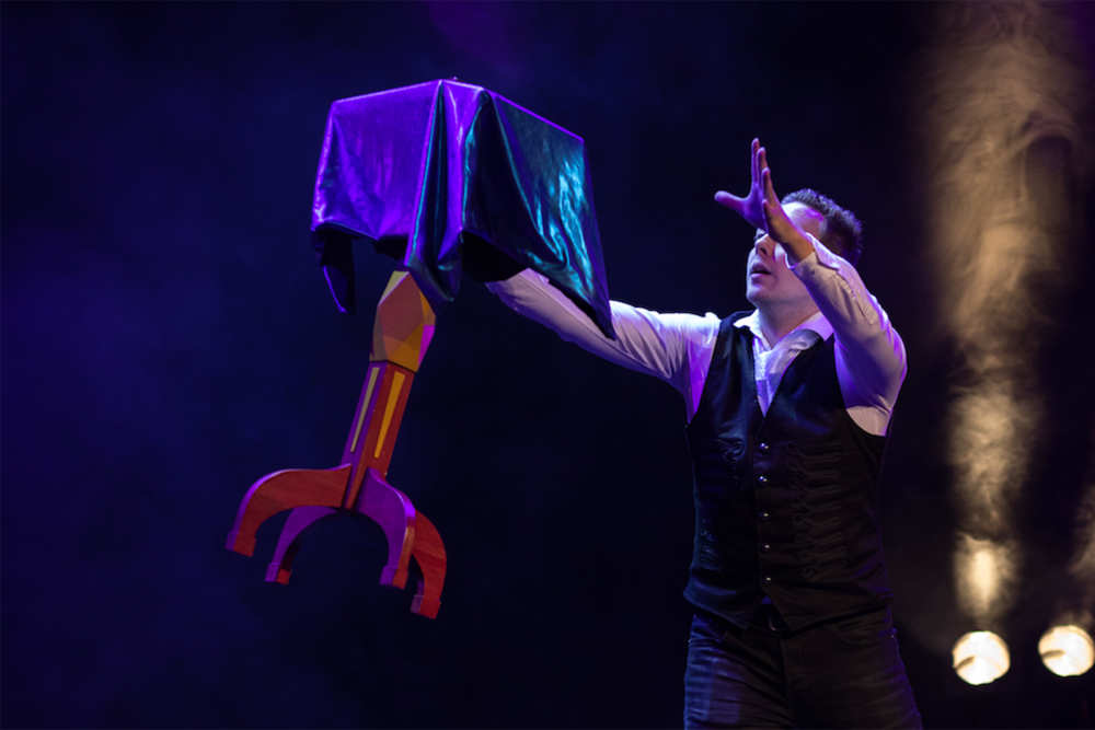 Evenementenhal Texel, The Magic Show