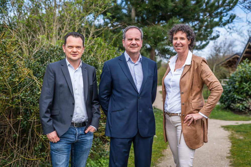De Krim Texel, management