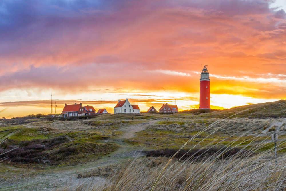 De Cocksdorp, lighthouse Eierland