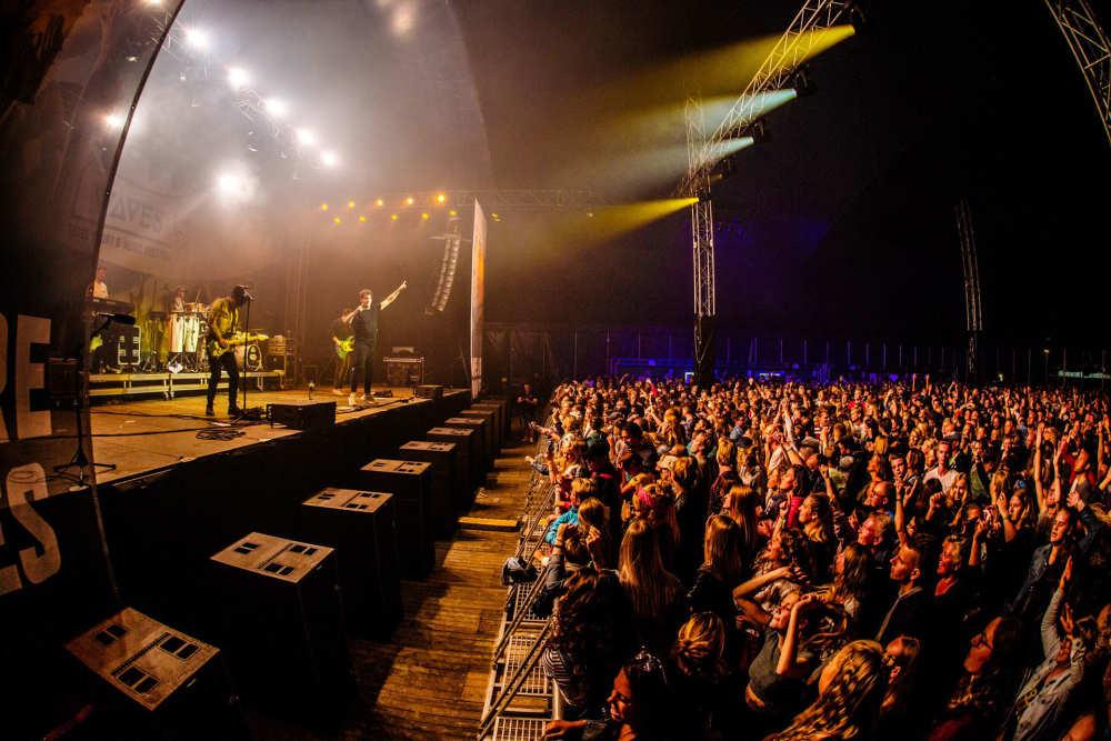 Waves, festival, De Koog