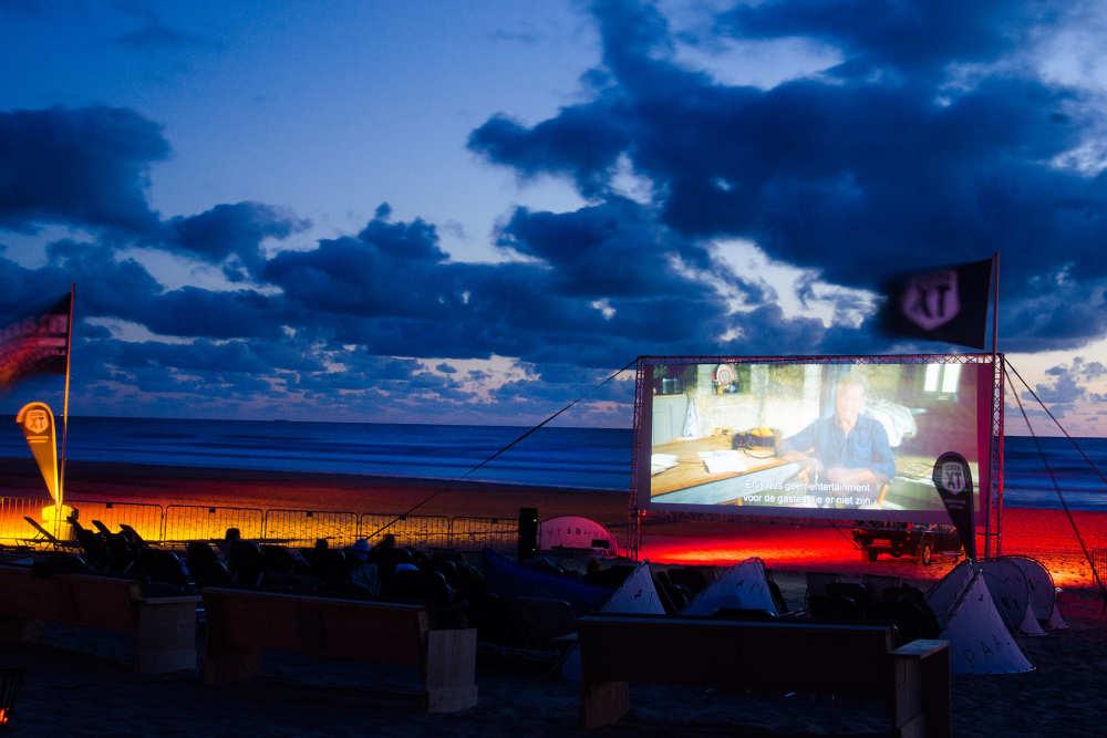 Beach Cinema, De Koog