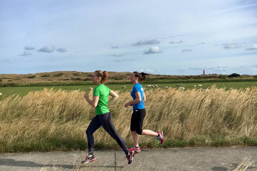 Halve Marathon Texel