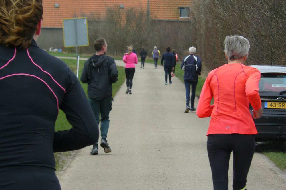 Half Marathon De Waal