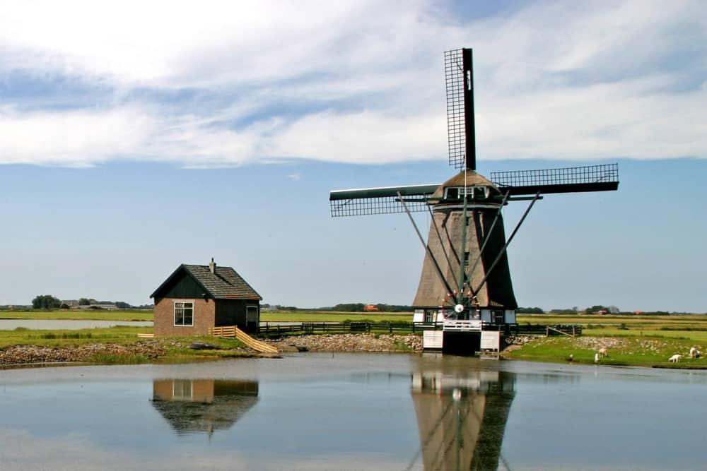 Mill, Prins Hendrikzanddijk