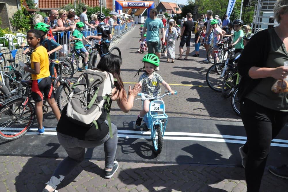 Ronde van Oosterend, children