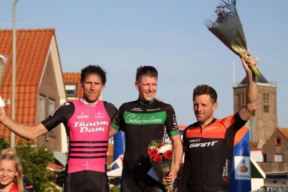 Ronde van Oosterend, winners