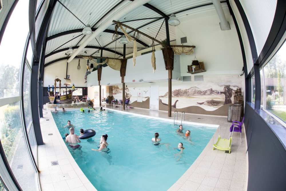 europarcs resort de biesbosch zwembad