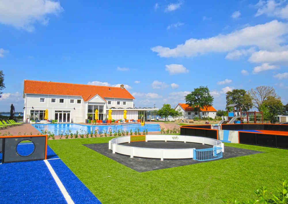 europarcs resort veluwemeer zwembad