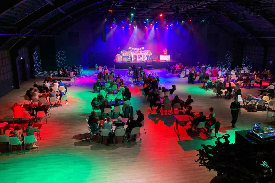 Familiebingo Evenementenhal Texel