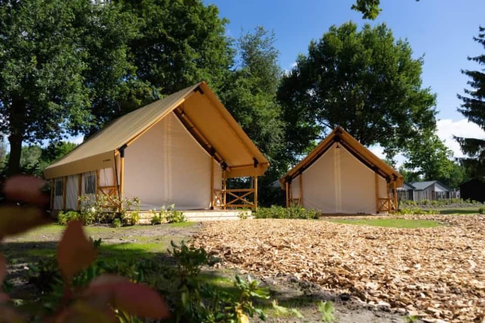 Kiezel Lodge 4 personen