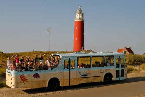 Transport auf Texel