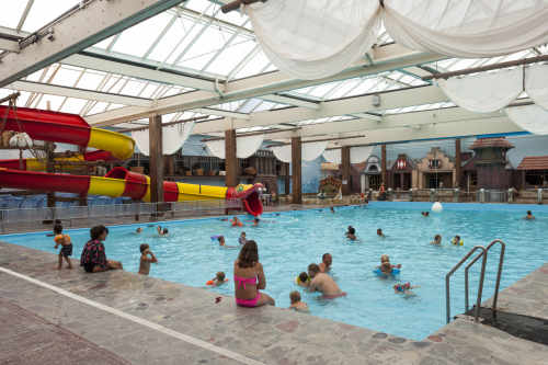 Zwembad & Wellness