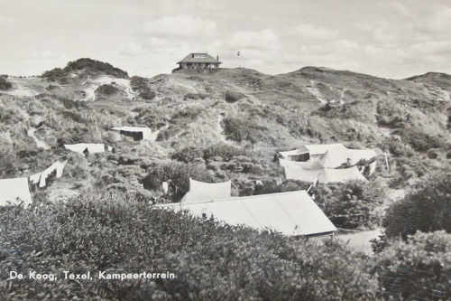 Camping Kogerstrand, historie