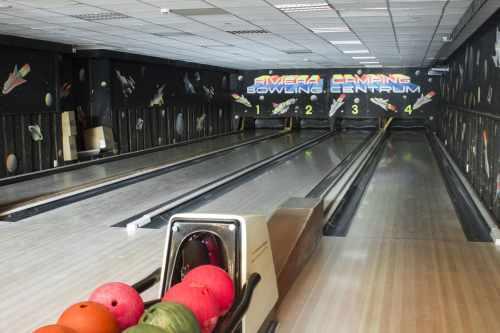 Midgetgolf & Bowlingbaan