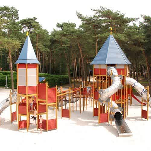 Spielplätze und Aktivitäten Zilvermeer