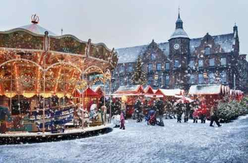 Weihnachtsmarkt Dordrecht