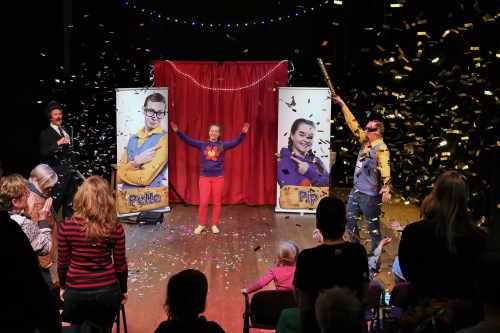 Pip & Pelle - Circus Show