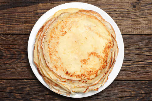 Every Wednesday - pancake party