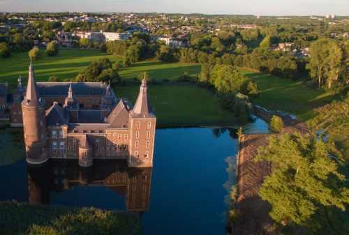 The Hoensbroek castle