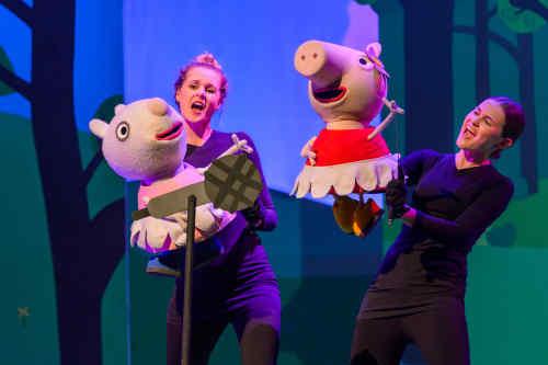Peppa Pig 'Verrassingsfeest'