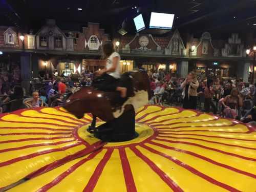 Rodeo-Spiel