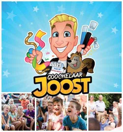 9 juni 2019 - Goochelaar Joost