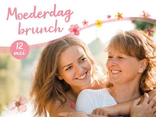 12 May 2019 - Mother's day brunch