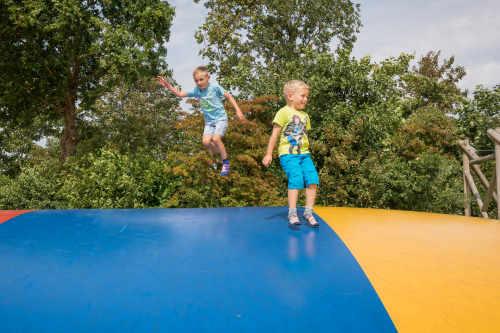 Spielplatz für Kinder auf Camping De Krim