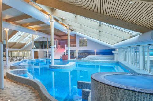 Vakantiepark De Krim, binnenzwembad